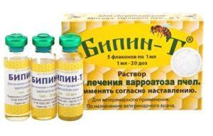 біпін проти варроатозу