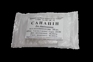 санапін - для лікування паралічу бджіл
