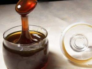 мед з гречки