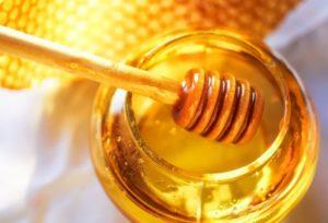 мед з ріпаку