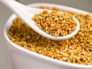 Бджолиний пилок користь та шкода, що лікує пилок?