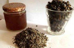 Як приготувати мазь з бджолиного підмору вдома: рецепти