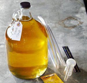 Правила зберігання медовухи