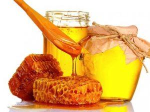Компрес від кашлю з капустою з медом