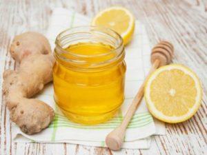Імбир, лимон і мед для імунітету людини: рецепти