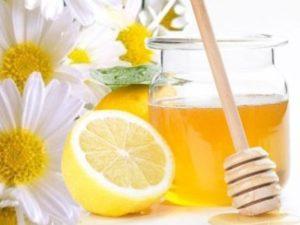 Маска для шкіри обличчя з медом і лимоном: рецепти