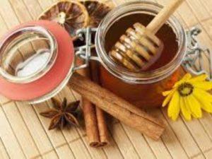 Мед + кориця від холестерину