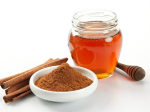 Рецепт кориця+мед для схудення
