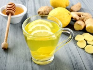 медовий напій з імбиром