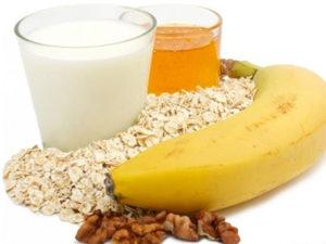 Банан з медом від кашлю: рецепти, переваги