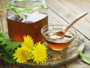 Мед з кульбаби користь: рецепти приготування