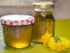 Мед з кульбаби лікувальні властивості