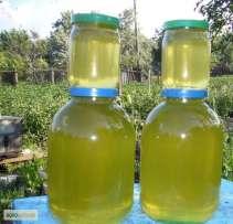 Колір меду з акації