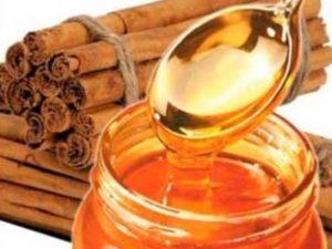 Кориця с медом від холерестерину