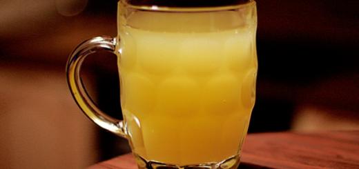 Медовуха в домашніх умовах: рецепти без дріжджів.