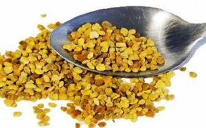 Бджолиний хліб лікувальні властивості