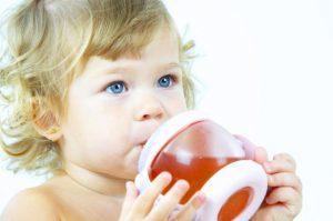 чай з шипшини для дітей