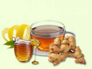 Чай з імбиром не тільки ароматний напій, але і гомеопатичні ліки