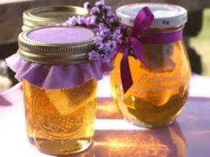 Мед з лаванди