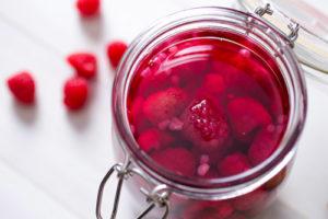 Рецепти домашнього малинового лікеру