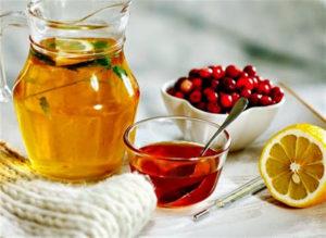 журавлинний мед