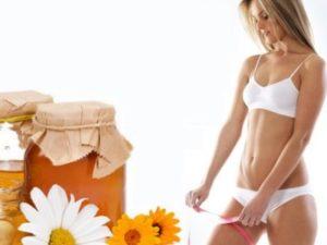 Мед і дієта для схуднення