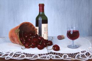 Рецепт вина з вишень