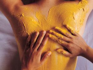 Рецепт обгортання мед і гірчиця