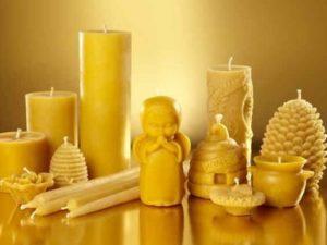 як зробити воскову свічку в домашніх умовах