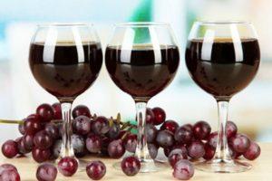 Рецепти вина з родзинок