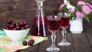 Рецепти вишневої наливки