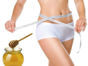 мед і дієта
