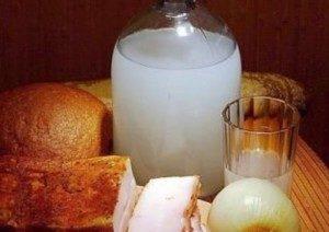 Домашній самогон з цукру