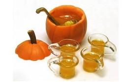 Гарбуз з медом для печінки