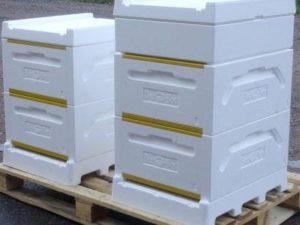 Фінські вулики «Бібокс» (Bee-Box)