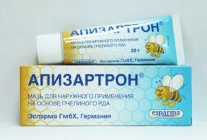 мазь на основі бджолиного яду