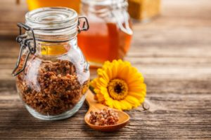 Шкода меду з прополісом