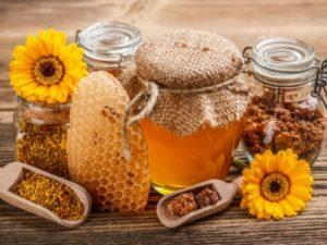 Продукти бджільництва користь