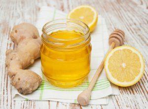 Імбир, мед і лимон - підтримка імунітету