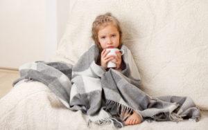 Лікування застуди у дітей медом