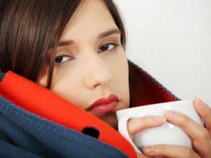 Лікування застуди у дорослих медом