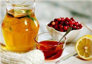 Лікування медом застуди: рецепти
