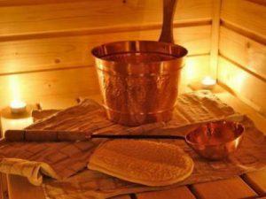 Мед з сіллю в лазні: користь