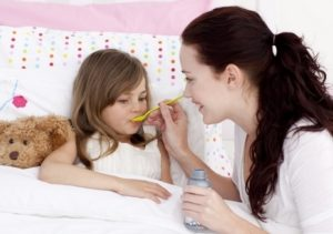Редька з медом від кашлю для дітей