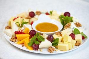 Сир та мед для схуднення