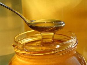 мед користь
