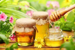 мед - лікувальні властивості