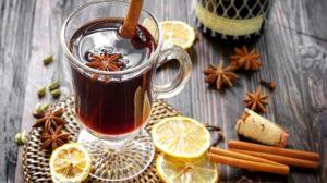 Глінтвейн «Різдвяний» безалкогольний - рецепт