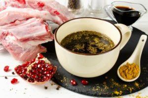 Рецепти маринадів з медом