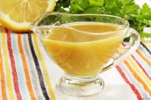 Соуси з медом - кращі рецепти